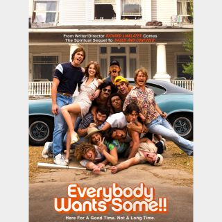 Everybody Wants Some!! [HD] iTunes