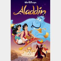 Aladdin | HD | Google Play | ports MoviesAnywhere