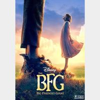 The BFG | Disney | Google Play | ports MoviesAnywhere