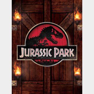 Jurassic Park [HDX] Vudu|MoviesAnywhere