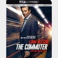 The Commuter   4K UHD   iTunes