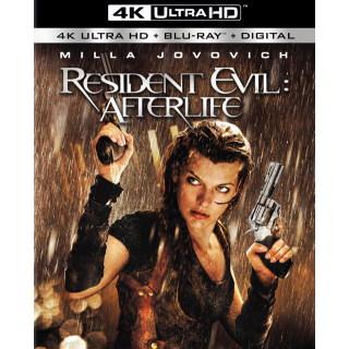 Resident Evil: Afterlife | 4K UHD | MoviesAnywhere