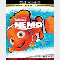 Finding Nemo [4K UHD] MoviesAnywhere