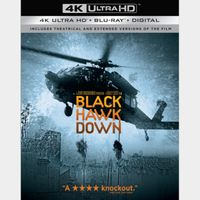 Black Hawk Down | 4K UHD | MoviesAnywhere