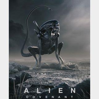 Alien: Covenant [4K UHD] iTunes ports MoviesAnywhere