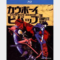 Cowboy Bebop | Complete Series | Anime | Funimation | 26 Episodes