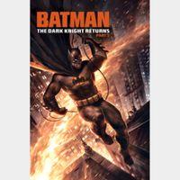 Batman: The Dark Knight Returns, Part 2   HDX   Vudu   MoviesAnywhere
