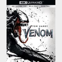 Venom | 4K UHD | MoviesAnywhere
