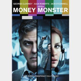 Money Monster [HDX] Vudu | MoviesAnywhere