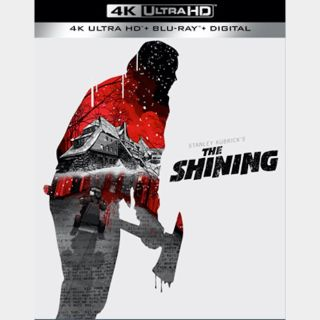 The Shining [4K UHD] Movies Anywhere