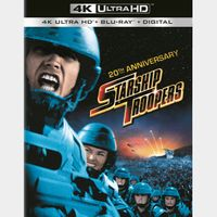 Starship Troopers | 4K UHD | MoviesAnywhere | Instant Delivery ⚡️📬