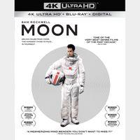Moon [4K UHD] MoviesAnywhere