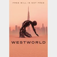 Westworld | Season 1-2 | HDX | Vudu | 20 Episodes