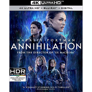 Annihilation | 4K UHD | iTunes