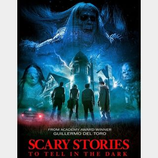 Scary Stories to Tell in the Dark [4K UHD] Vudu or iTunes