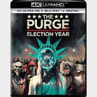 The Purge: Election Year | 4K UHD | MoviesAnywhere | 🎃