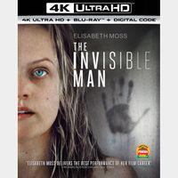 The Invisible Man | 4K UHD | MoviesAnywhere