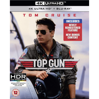 Top Gun | 4K UHD | iTunes |