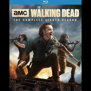 The Walking Dead | Season Eight | HDX | Vudu