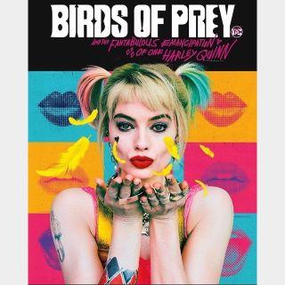 Birds of Prey [4K UHD] MoviesAnywhere