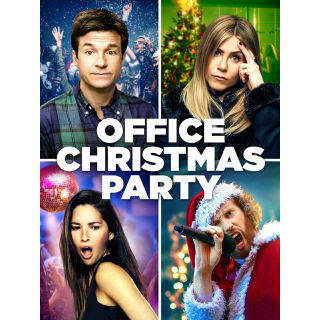 Office Christmas Party | 4K UHD | iTunes | MoviesAnywhere