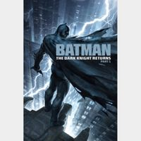 Batman: The Dark Knight Returns, Part 1   HDX   Vudu   MoviesAnywhere