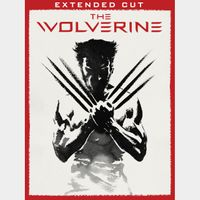 The Wolverine: Extended Cut | HDX | Vudu | MoviesAnywhere