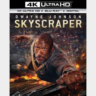 Skyscraper [4K UHD] MoviesAnywhere
