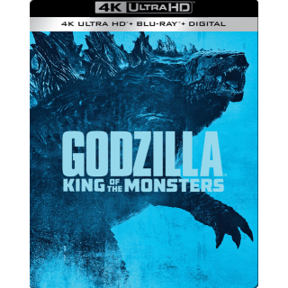 Godzilla: King of the Monsters  | 4K UHD | MoviesAnywhere