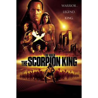 "The Scorpion King | ⭐️Dwayne Johnson ""The Rock"""