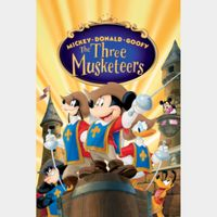 Mickey, Donald, Goofy: The Three Musketeers | Google Play | ports MoviesAnywhere