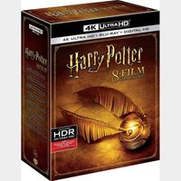 Harry Potter 8-Film Collection | 4K UHD | MoviesAnywhere | $6/ea 🧙🏼‍♀️
