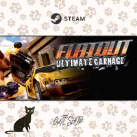 🔑FlatOut: Ultimate Carnage [SteamKey\RegionFree\InstantDelivery]