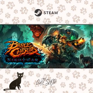 🔑Battle Chasers: Nightwar [SteamKey\RegionFree\InstantDelivery]