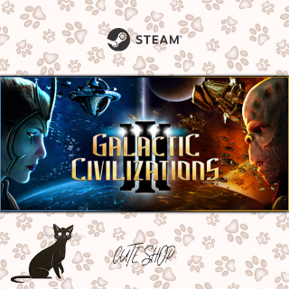 🔑Galactic Civilizations III [SteamKey\RegionFree\InstantDelivery]