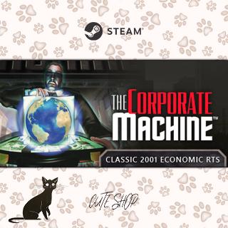 🔑The Corporate Machine [SteamKey\RegionFree\InstantDelivery]