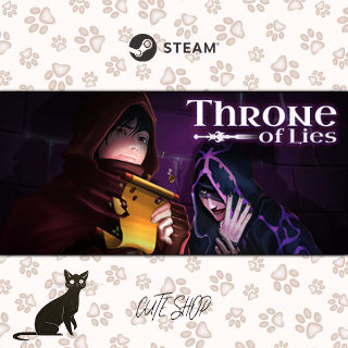 🔑Throne of Lies The Online Game of Deceit [SteamKey\RegionFree\InstantDelivery]