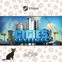 🔑Cities: Skylines [SteamKey\RegionFree\InstantDelivery]