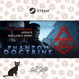 🔑Phantom Doctrine [SteamKey\RegionFree\InstantDelivery]