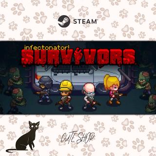 🔑Infectonator: Survivors [SteamKey\RegionFree\InstantDelivery]