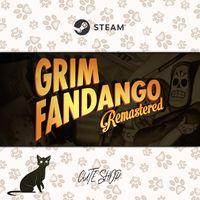 🔑Grim Fandango Remastered [SteamKey\RegionFree\InstantDelivery]