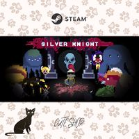 🔑Silver Knight [SteamKey\RegionFree\InstantDelivery]