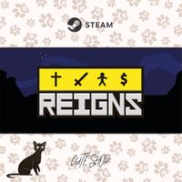 🔑Reigns [SteamKey\RegionFree\InstantDelivery]