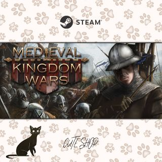 🔑Medieval Kingdom Wars [SteamKey\RegionFree\InstantDelivery]