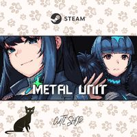 🔑Metal Unit [SteamKey\RegionFree\InstantDelivery]