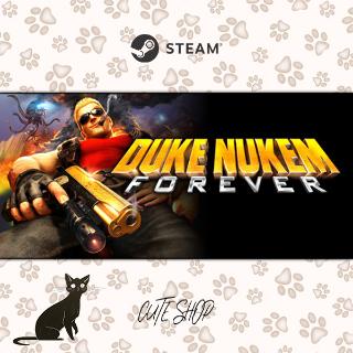 🔑Duke Nukem Forever [SteamKey\RegionFree\InstantDelivery]