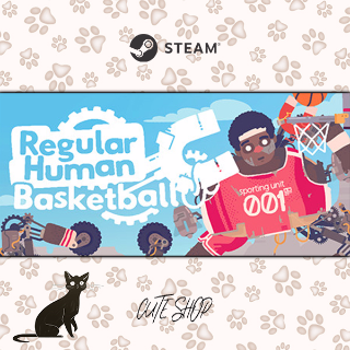 🔑Regular Human Basketball [SteamKey\RegionFree\InstantDelivery]