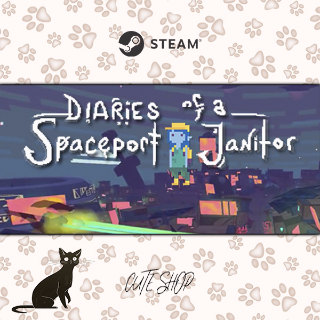 🔑Diaries of a Spaceport Janitor [SteamKey\RegionFree\InstantDelivery]