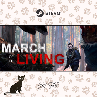 🔑March of the Living [SteamKey\RegionFree\InstantDelivery]