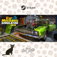 🔑Car Mechanic Simulator 2015 [SteamKey\RegionFree\InstantDelivery]